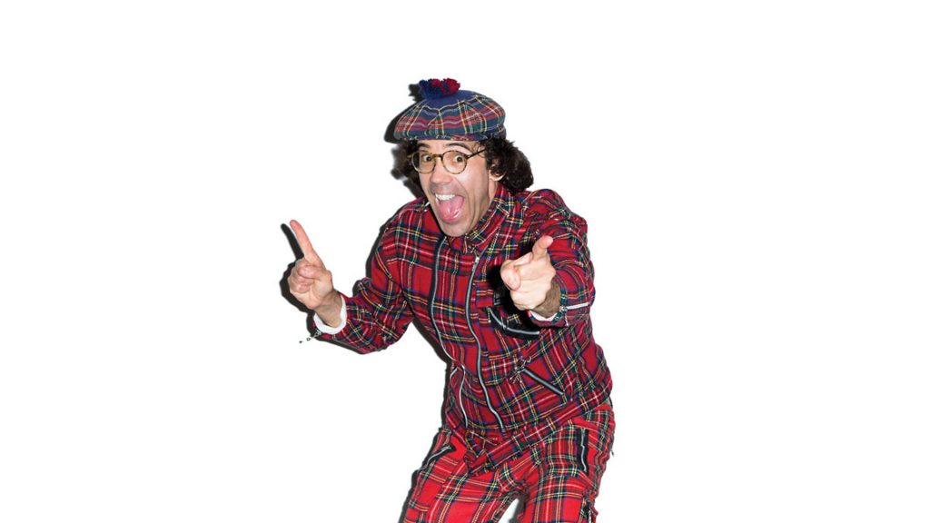 Nardwuar the interviewer