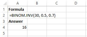 BINOM.INV example in Excel